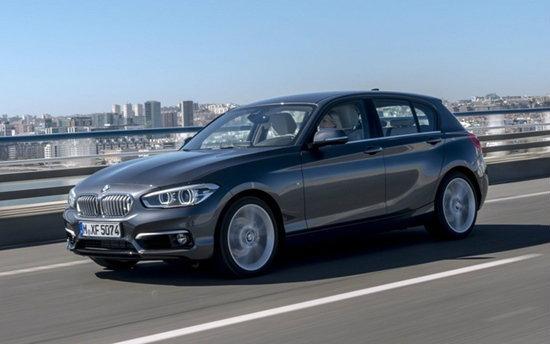 BMW เปิดตัว 2016 1-Series ใหม่ พร้อมเครื่องยนต์ 1.5 ลิตร 3 สูบ