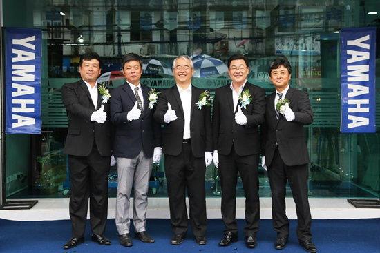 ยามาฮ่า รุกตลาดเครื่องเรือยนต์ เปิดศูนย์บริการมาตรฐานญี่ปุ่นแห่งแรกในไทย