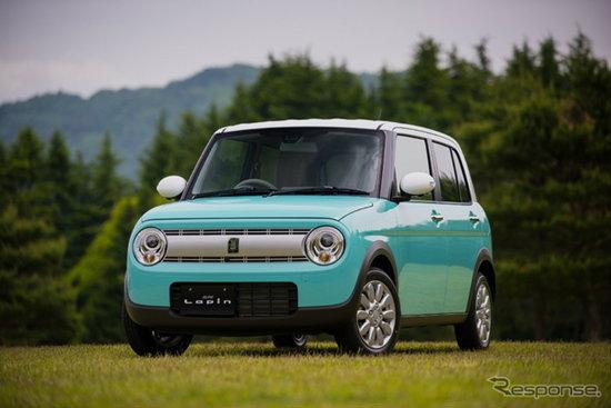 Suzuki Alto Lapin 2015 เจเนอเรชั่นใหม่เปิดตัวแล้ว เคาะเริ่มไม่ถึง 3 แสนบาท