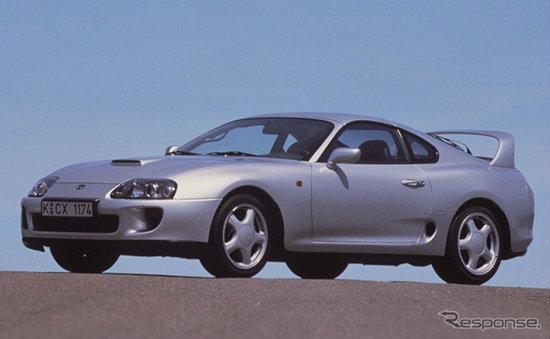 'Toyota S-FR' ชื่อใหม่ของ 'Supra' รถสปอร์ตชื่อดังจากค่ายสามห่วง