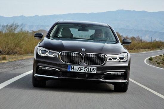 BMW 7-Series 2016 เจเนอเรชั่นใหม่เปิดตัวอย่างเป็นทางการแล้ว