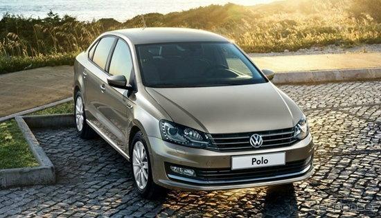 Volkswagen Polo Sedan ใหม่ เปิดตัวอย่างเป็นทางการแล้วในรัสเซีย