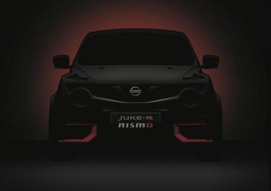เตรียมเปิดตัว 'Nissan Juke-R NISMO' ใหม่ ยัดขุมพลังแรงจาก 'GT-R'