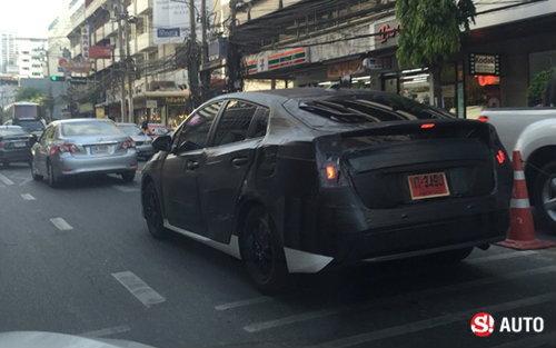 หลุด Toyota Prius 2016 วิ่งทดสอบในประเทศไทย