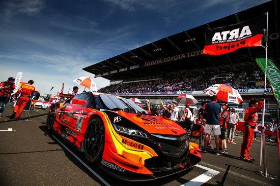 ฮอนด้าเชิญสื่อฯร่วมชม Honda Super GT และ Honda One Make Race บนสนามช้างฯ จ.บุรีรัมย์