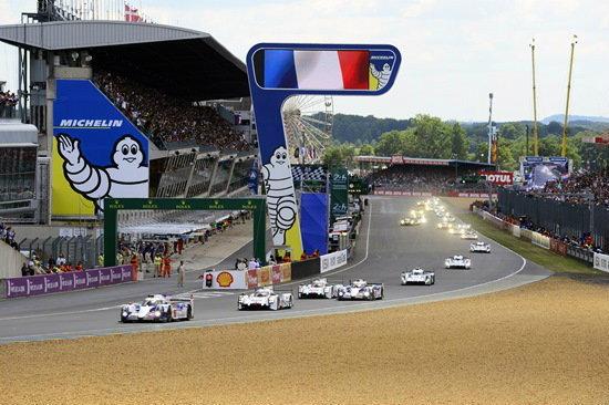 มิชลินท้าทายทุกขีดจำกัด โหด อึด เร็ว 24 ชม. ในศึก Le Mans 24 Hours