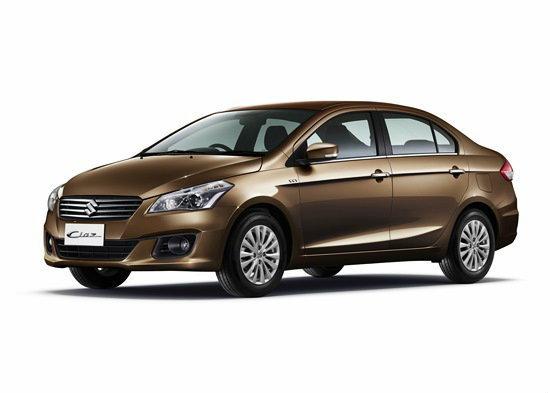 Suzuki Ciazใหม่ คอมแพ็คซีดานที่น่าจับตามอง เคาะวันเปิดตัว 8 ก.ค.นี้