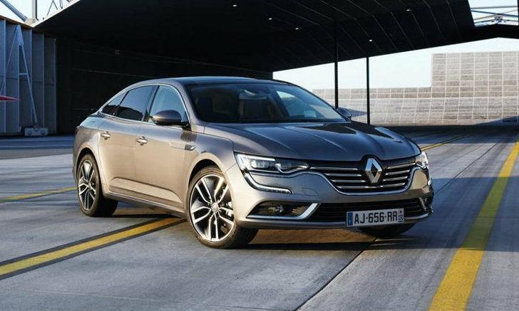 Renault Talisman ใหม่ ซีดานขนาดกลางรุ่นล่าสุดจากเมืองน้ำหอม
