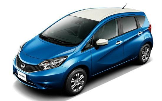 เปิดตัว Nissan Note 2015 ไมเนอร์เชนจ์ใหม่ เพิ่มระบบเบรกเองได้