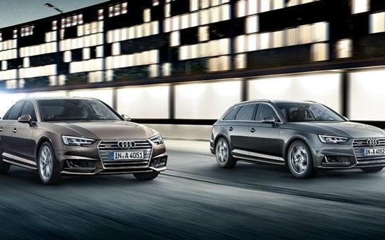Audi A4 Ultra ใหม่ ชูจุดเด่นประหยัดน้ำมัน 27 กม./ลิตร