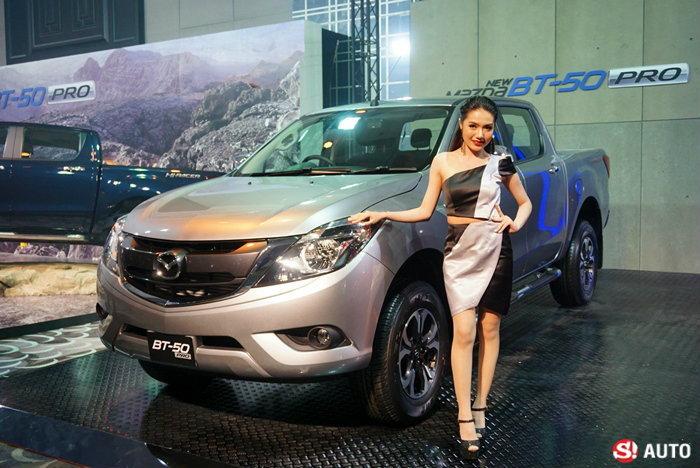 Mazda BT-50 PRO 2015 ไมเนอร์เชนจ์ใหม่เปิดตัวอย่างเป็นทางการแล้ว เคาะเริ่ม 5.61 แสนบาท