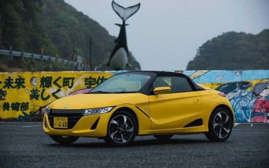 Honda S660 2015 ใหม่ ขายดีจัด-ผลิตไม่ทัน ต้องรอคิวรับรถข้ามปี