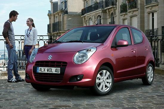 'Suzuki Alto' รับเลือกซิตี้คาร์น่าเชื่อถือที่สุดปี 2015
