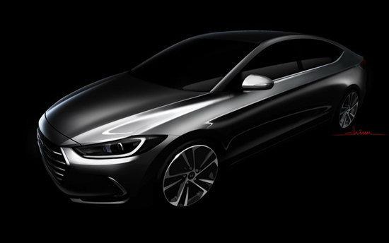 ทีเซอร์ 'Hyundai Elantra 2016' ใหม่ล่าสุดก่อนเปิดตัวเร็วๆนี้