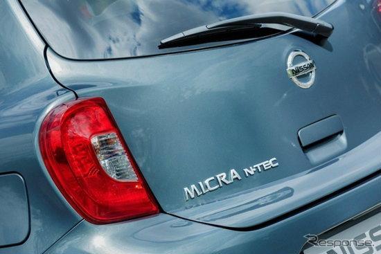 Nissan Micra N-TEC ใหม่ เตรียมเปิดตัวในงานแฟรงเฟิร์ตมอเตอร์โชว์