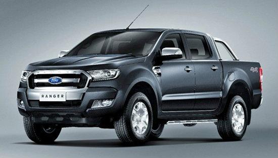 ราคารถใหม่ Ford ในตลาดรถยนต์ประจำเดือนกันยายน 2558