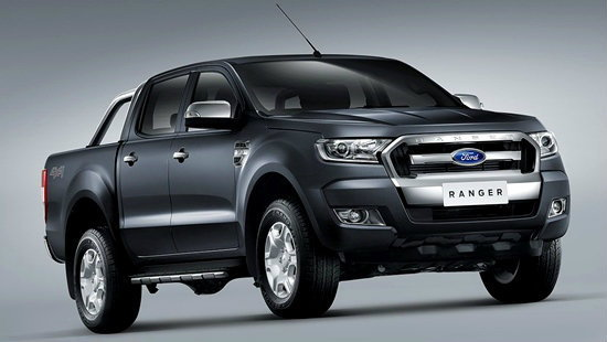 Ford Ranger 2016 เผยสเป็คเวอร์ชั่นยุโรป อัดอ็อพชั่นเพียบกว่าไทย