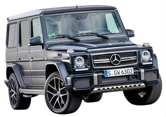 Mercedes-benz G-Class เอสยูวีจอมลุยรุ่นเดอะ