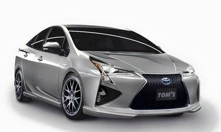 ไม่ทันไรชุดแต่ง 'Toyota Prius 2016' ใหม่ก็มาแล้ว อัพเกรดหน้าตาเทียบชั้น 'Lexus'