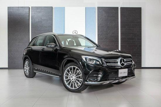 Mercedes-Benz The New GLC ใหม่ เปิดตัวอย่างเป็นทางการแล้วในไทย เคาะเริ่ม 3.79 ล้านบาท