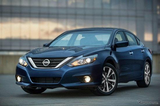 Nissan Teana 2016 ไมเนอร์เชนจ์ใหม่ เปิดตัวอย่างเป็นทางการแล้วที่สหรัฐฯ