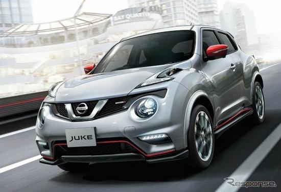 เปิดตัว Nissan Juke ชุดแต่ง NISMO RS ใหม่ เคาะแค่ 8.67 แสนบาท