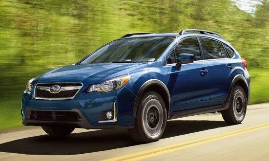 ราคารถใหม่ Subaru ในตลาดรถยนต์เดือนธันวาคม 2558