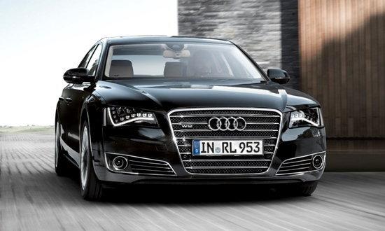 ราคารถใหม่ Audi ในตลาดรถยนต์ประจำเดือนธันวาคม 2558