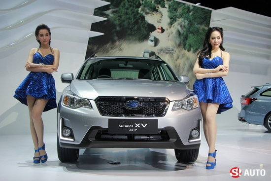 Subaru XV 2016 ใหม่ เปิดตัวแล้วที่งาน Motor Expo 2015 เคาะเริ่มสุดคุ้ม 1.098 ล้านบาท