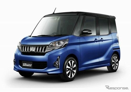 Mitsubishi eK Space Style Edition ใหม่ มินิคาร์เก๋ๆ เคาะเริ่ม 4.4 แสนบาท