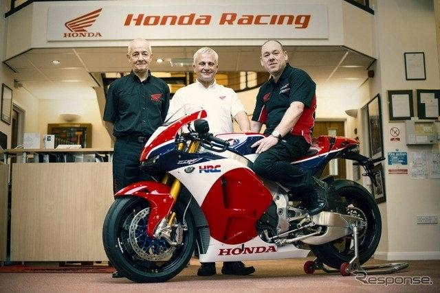Honda RC213V-S คันแรกของโลกเริ่มส่งมอบแล้ว