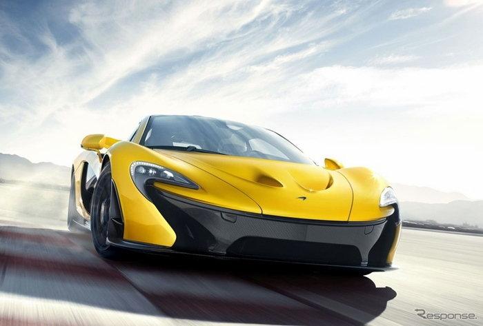 สหรัฐสั่งเรียกคืน 'McLaren P1' เสี่ยงฝากระโปรงหน้าเปิดเองขณะขับเร็ว