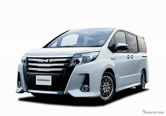 Toyota เปิดตัว 3 มินิแวน Voxy, Noah และ Esquire ไมเนอร์เชนจ์ใหม่ล่าสุด