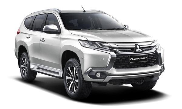 ราคาใหม่ Mitsubishi Pajero Sport รับภาษีปี 2559 เพิ่มขึ้นแค่หมื่นกว่าบาท
