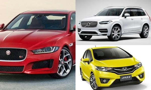 Euro NCAP เผย 8 รถยนต์ปลอดภัยที่สุดในยุโรปประจำปี 2015