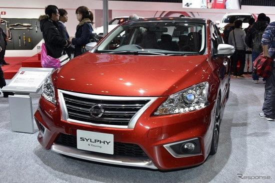 Nissan Sylphy S Touring จากค่าย Autech ได้รับรางวัลรถแต่งยอดเยี่ยมในงานโตเกียวออโตซาลอน 2016