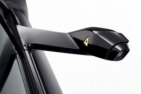 BMW เตรียมติดตั้งกล้องแทนกระจกมองข้างตั้งแต่ปี 2019 เป็นต้นไป
