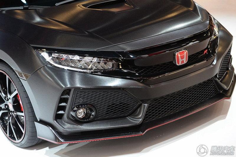2017 - 2018 Honda Civic Type R Prototype