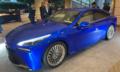 ส่งตรงจากญี่ปุ่น! ภาพ Toyota Mirai Concept คันที่จะเปิดตัวที่ Tokyo Motor Show 2019