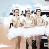 พริตตี้มอเตอร์โชว์ 2014 - Motor Show 2014