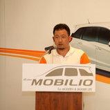 Honda Mobilio 2014
