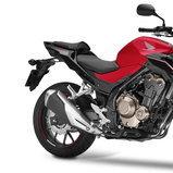 2017 Honda CBR500F