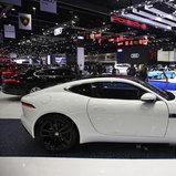 Jaguar - Motorshow 2017