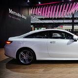 Mercedes-Benz E300 Coupe AMG Dynamic