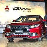 Mitsubishi Grand Lancer 2017