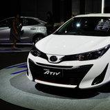 Toyota Yaris ATIV 2017