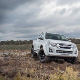 Isuzu D-Max AT35 2017