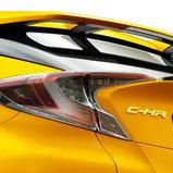 Toyota C-HR ชุดแต่ง TRD Extreme Style