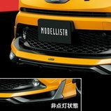Toyota C-HR ชุดแต่ง Modellista Boost Impulse Style
