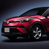 Toyota C-HR LED Edition 2018
